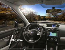 2014 Subaru Forester Flash Dbrochure