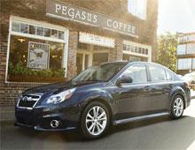 2014 Subaru Legacy Flash Dbrochure