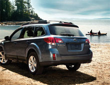 2014 Subaru Outback Flash Dbrochure