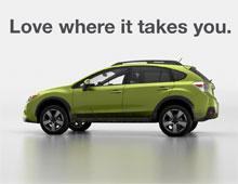 2014 Subaru Hybrid Prelaunch HTML Dbrochure