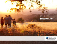2014 Subaru Lifebook HTML Dbrochure