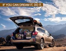 2015 Subaru Outback Prelaunch HTML Dbrochure