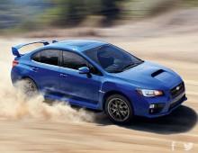 2015 Subaru STI Prelaunch HTML Dbrochure