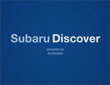 2014 Subaru Discover Aurasma iOS App