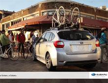 2014 Subaru Impreza IPad App