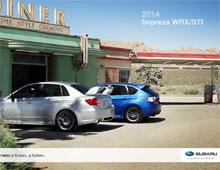 2014 Subaru WRXSTI iPad App