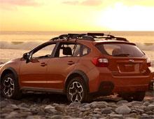 2014 Subaru XV Crosstrek IPad App